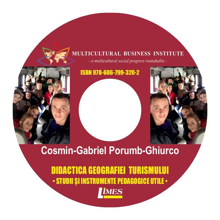 Didactica geografiei turismului - Cosmin Ghiurco (CD)