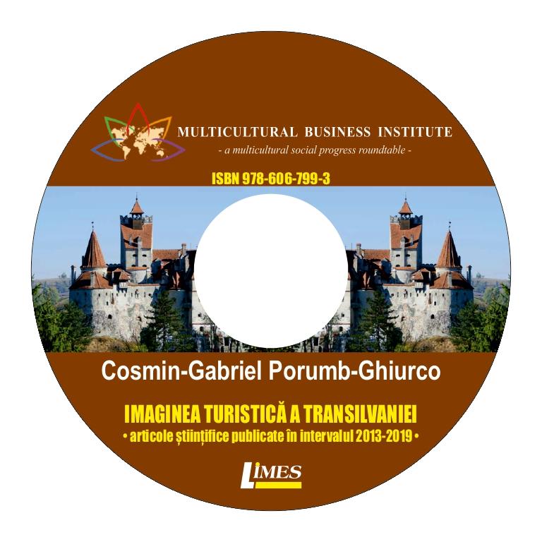 Imaginea turistică a Translivaniei - Cosmin Ghiurco (CD)