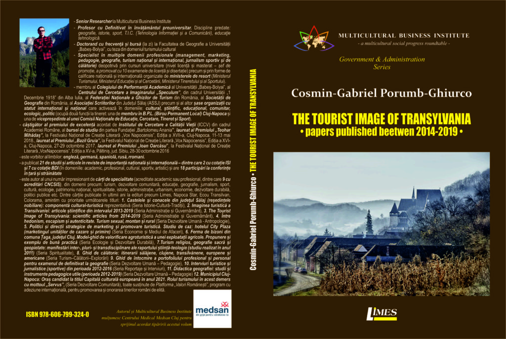 The tourist image of Transylvania - Cosmin Ghiurco