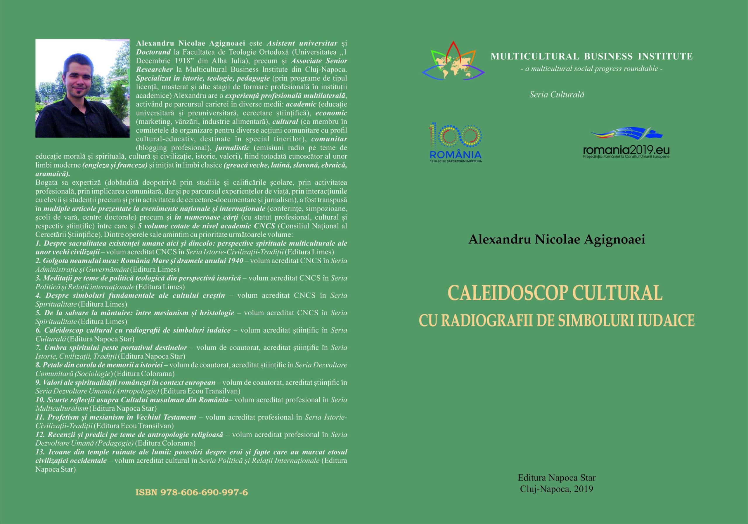 Caleidoscop cultural - Agignoaei