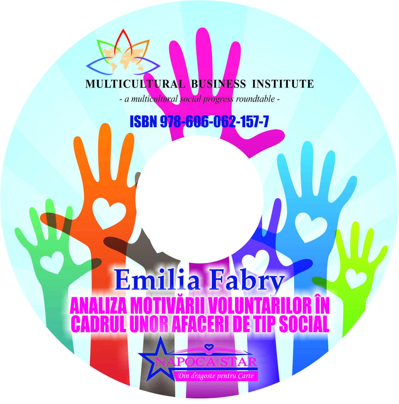 Analiza motivăii voluntarilor CD- Emilia Fabry