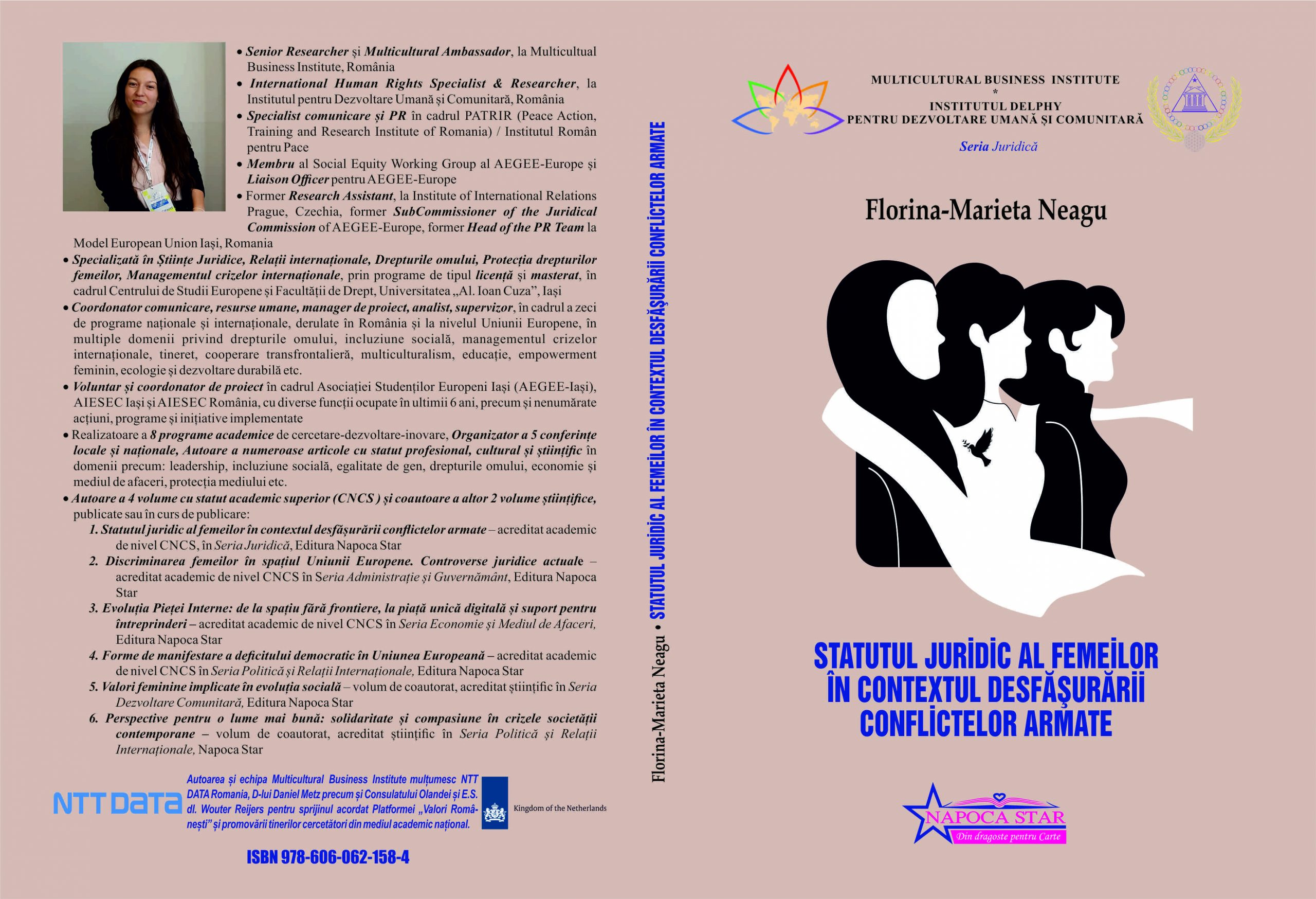 Coperta Florina Neagu