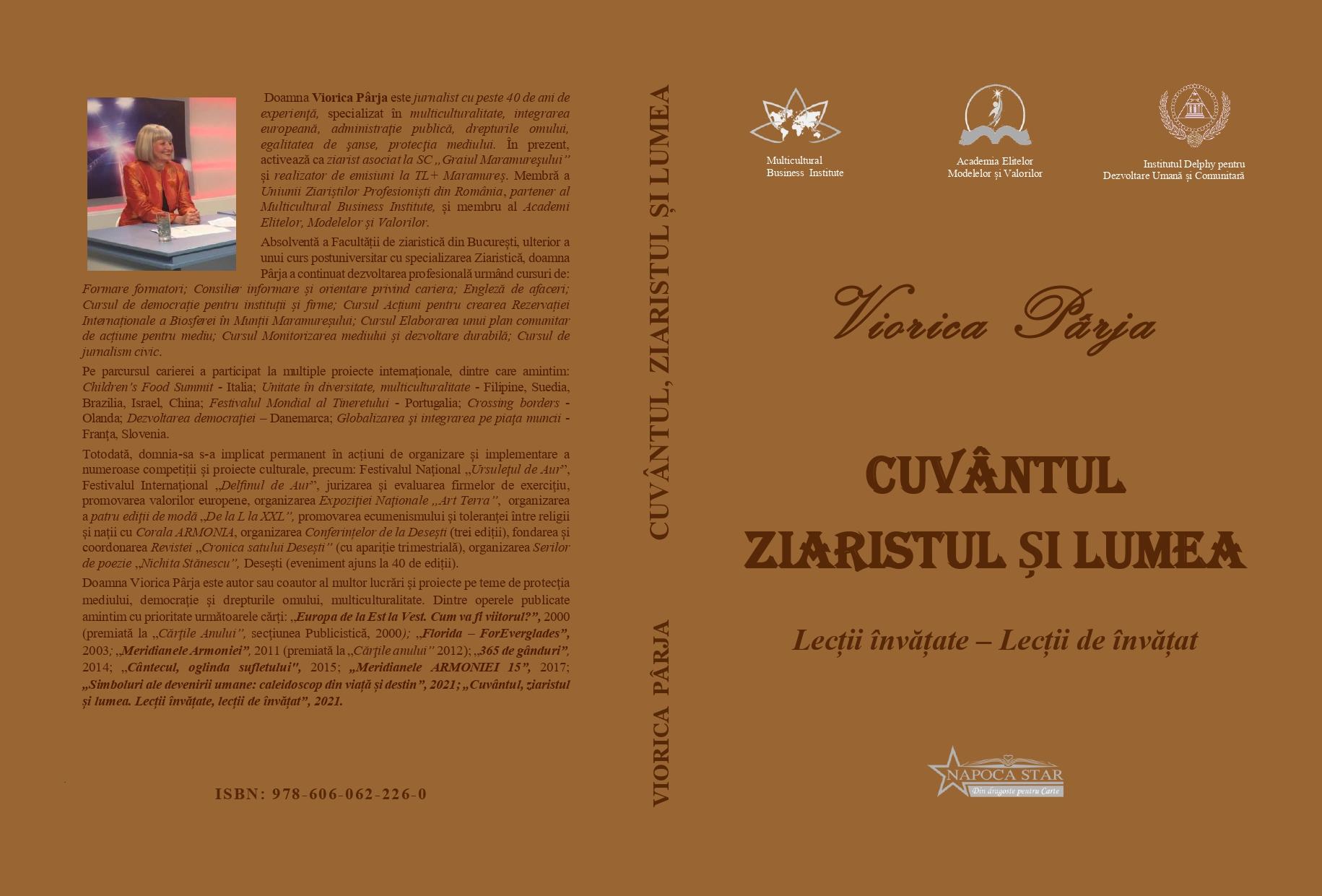 Cuvântul, ziaristul și lumea - coperta ed a II-a Viorica Pârja_page-0001